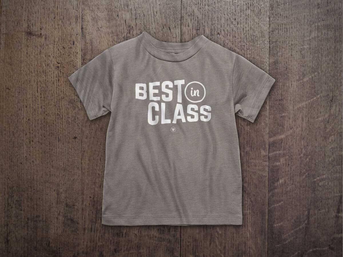BEST IN CLASS TODDLER T-SHIRT