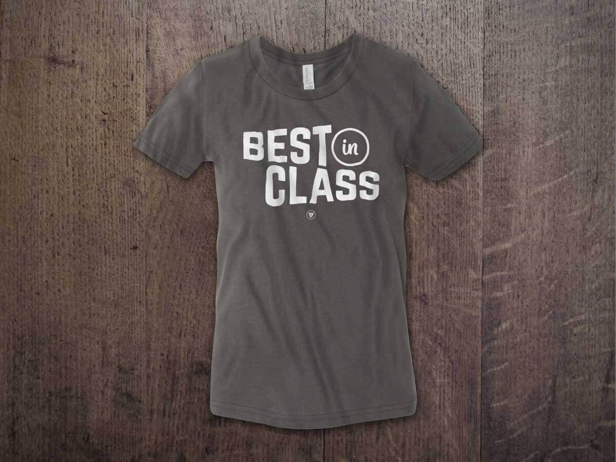 BEST IN CLASS YOUTH T-SHIRT