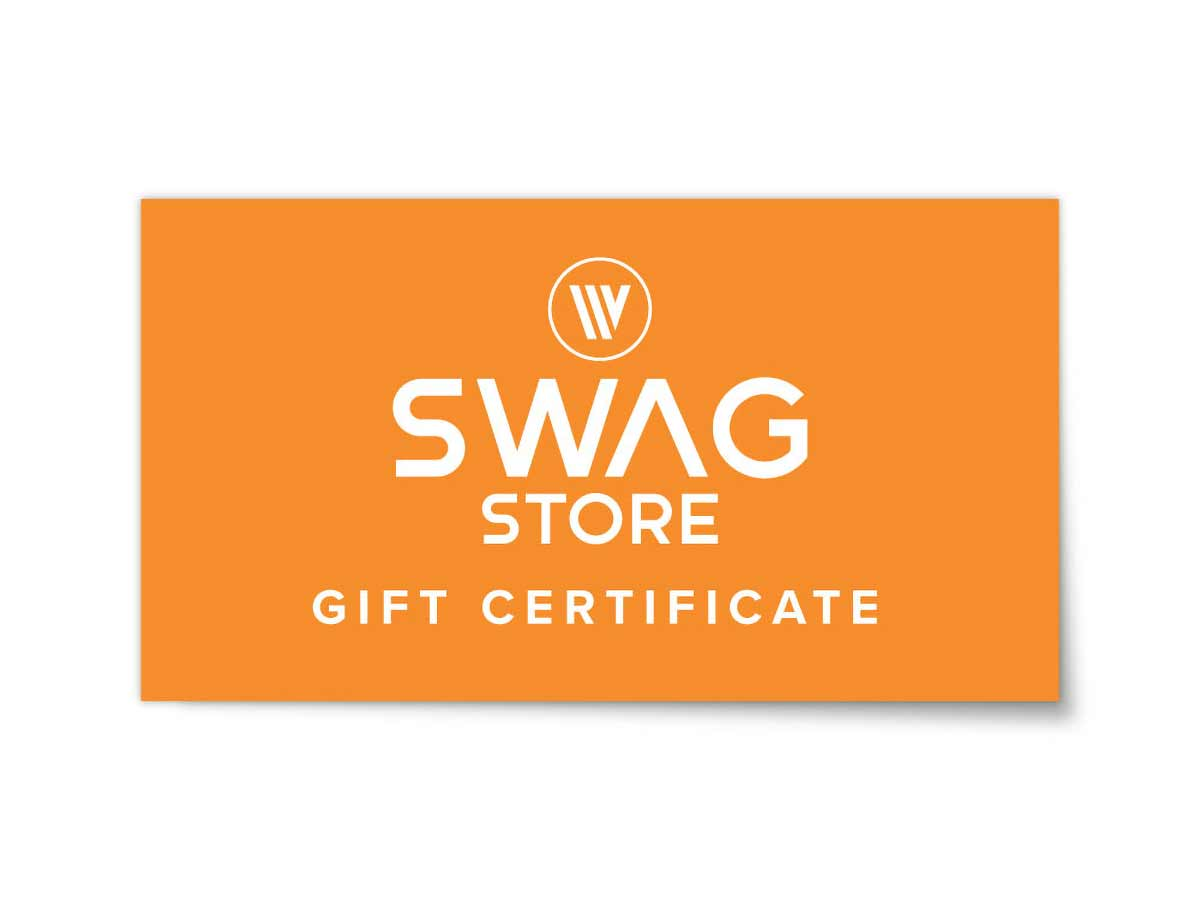 Swag Store Gift Certificate